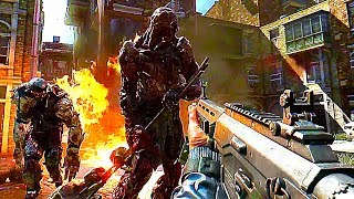 DYING LIGHT - New Enemies Gameplay Trailer (2017)