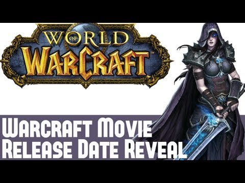 World of Warcraft Movie News - Release Date Revealed for WoW Film - Production To Begin Soon
