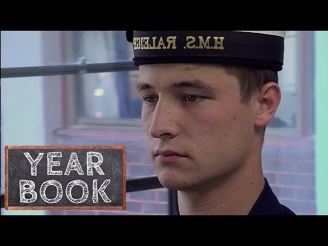 Recruit Kicked Out of the Navy for Calling His Mum   Yearbook