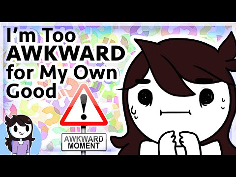 Thumbnail: I'm too Awkward for My Own Good