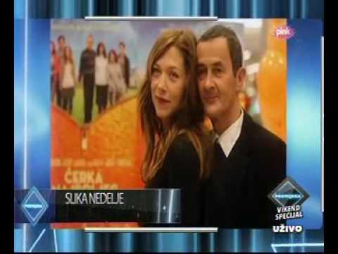 05.03. TV Pink  Branka Katić na FESTu