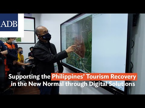 Supporting the Philippines' Tourism Recovery in the New Normal through Digital Solutions