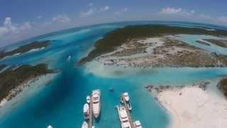 GoPro Drone Footage Bahamas 2015