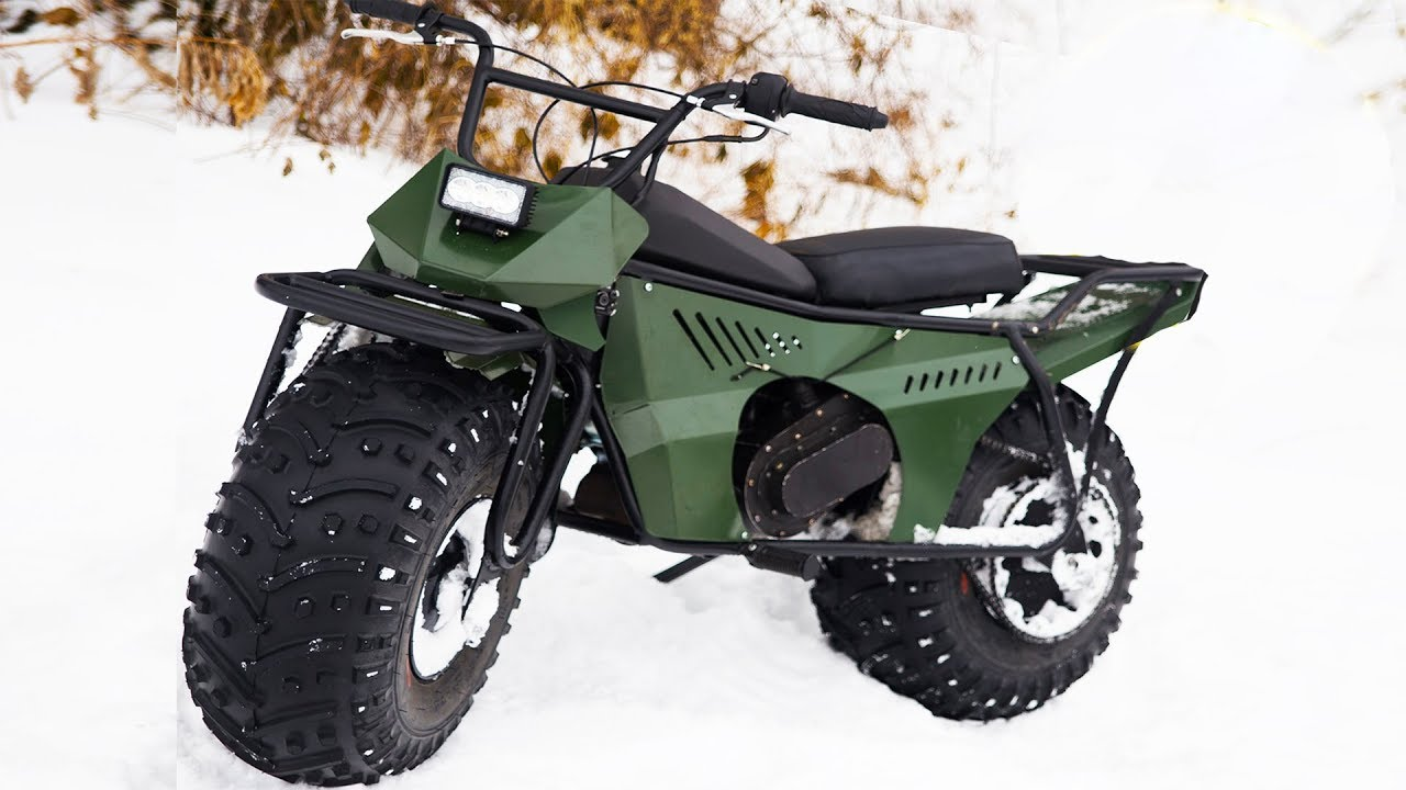 extreme moto atv 2x2 taurus like rokon but much cheaper youtube