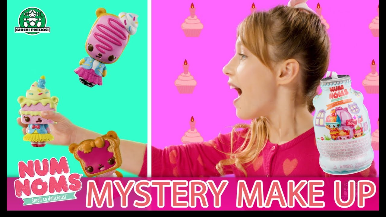 Giochi Preziosi Hellas | Num Noms Mystery Make Up