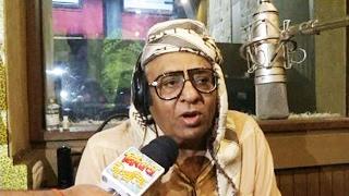 'आतंकवादी' के लिए रंजीत ने की डबिंग   Ranjeet Exclusive Interview   Aatankwadi Bhojpuri Movie 2017