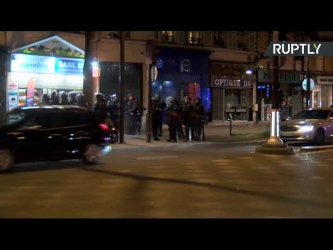 Nouveau rassemblement de la communauté chinoise à Paris (Direct du 28.03)
