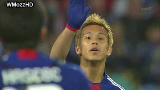 BLUE SAMURAI :: The Japanese National Football / Soccer Team HD