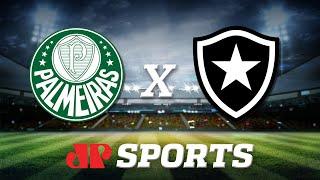 Palmeiras 1 x 0 Botafogo - 12/10/19 - Brasileirão - Futebol JP