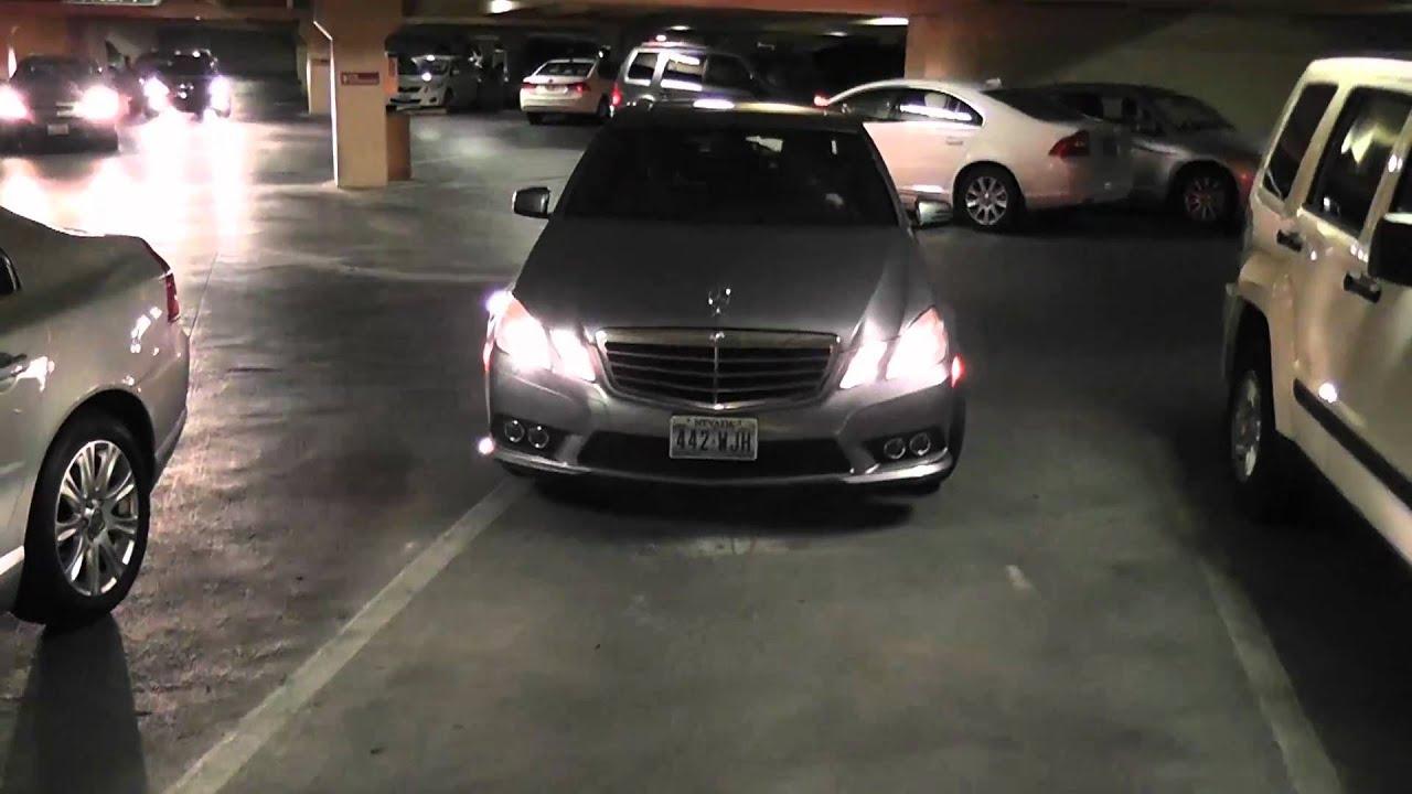 2010 mercedes benz e350 interior doovi for Mercedes benz accessories e350