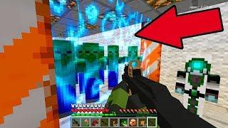 Силовое Поле Против Зомби! День 88. Зомби Апокалипсис в Майнкрафт