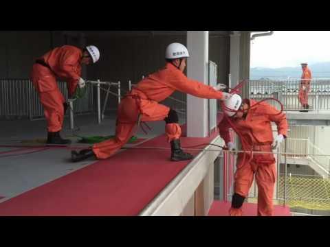 大津市消防局 救助チーム(陸上の部)