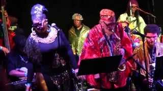 "THE SUN RA ARKESTRA: ""Rocket #9 Takes Off"" / ""The Blue Set"",  Live @ The Ottobar, Baltimore, 10/9/15"