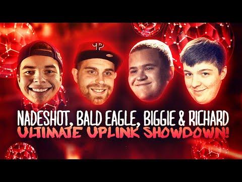 Nadeshot, Bald Eagle, Biggie and Richard - Ultimate Uplink Showdown
