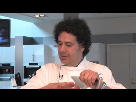 Cookware Class with Chef Tawfik