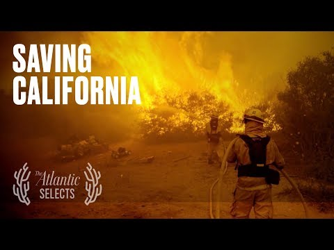 Fighting California's Wildfires: