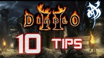 Top 10 Tips - Diablo 2