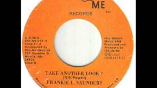 Frankie L Saunders Take Another Look