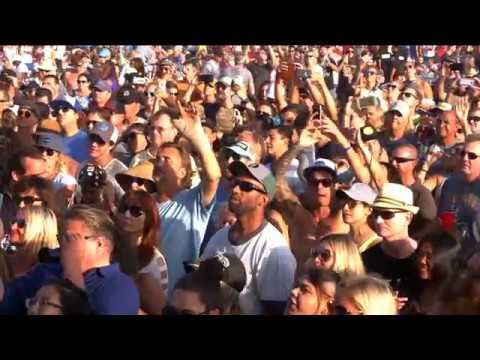 Everclear - Father of Mine [LIVE on Hermosa Beach]