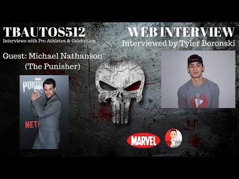 Michael Nathanson (The Punisher) | Web Interview
