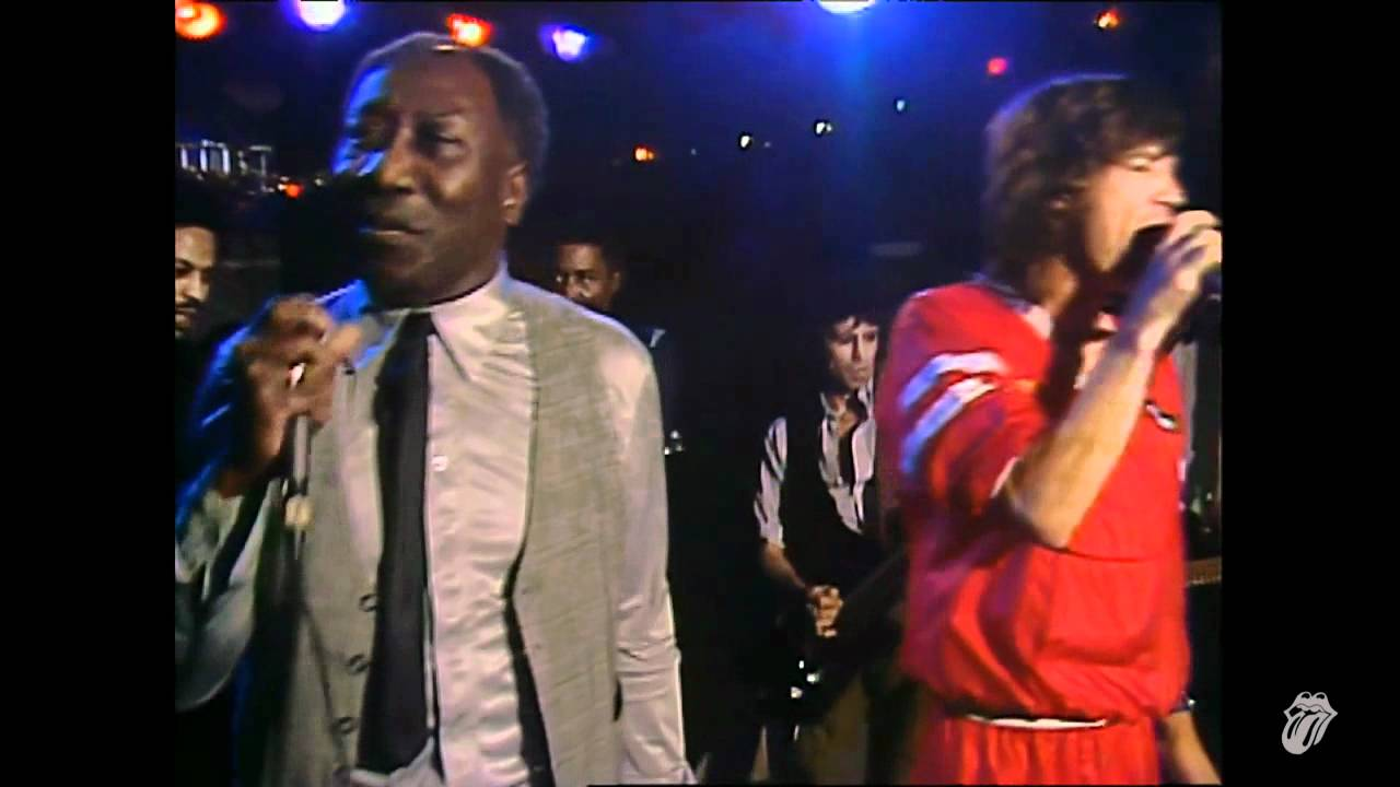 Muddy Waters & The Rolling Stones - Mannish Boy - Live At Checkerboard  Lounge