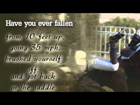 So, you think equestrianism is easy? {The Re-Make}