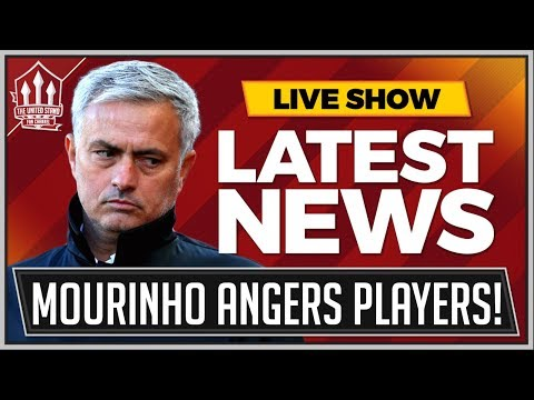 Mourinho's Attack on Manchester United Players Backfires | M