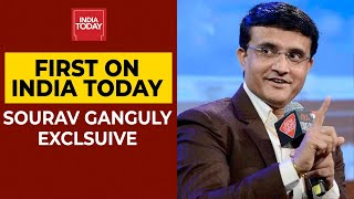 BCCI President Sourav Ganguly Exclusive On Political Pitch, Fitness And More | India Today