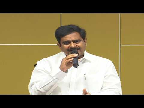 Sri Devineni Uma Maheswara Rao Addressing the Media about Capital Amaravati - Live.