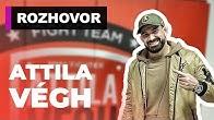 Attila Végh - Zbiť niekoho na diskotéke nie je frajerina   Rozhovor