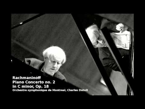 Rachmaninoff, Piano Concerto No. 2, Grigory Sokolov