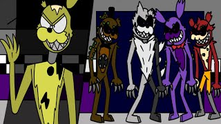 A Twisted Nightmare 28 - Final Battle Part 1 (Five Nights at Freddy