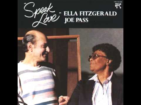 "Ella Fitzgerald ""At Last"""
