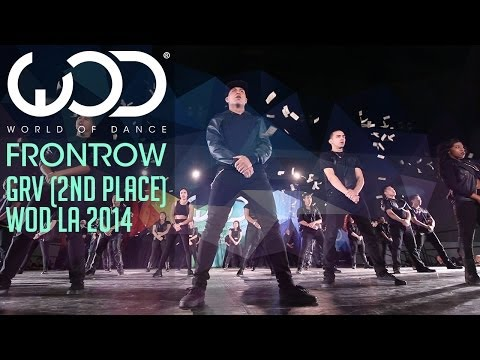 GRV 2nd Place | FRONTROW | World of Dance #WODLA '14