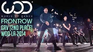 GRV 2nd Place | FRONTROW | World of Dance #WODLA