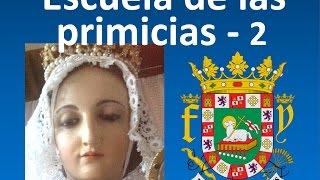 Complementos 10: Escuela de las Primicias. Santa Montaña (Puerto Rico). Parte 2