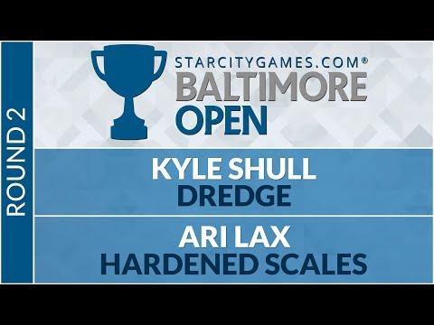 SCGBALT: Round 2 - Kyle Shull VS Ari Lax [Modern]