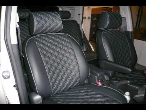 Clazzio Leather Seat Covers Custom Orders Wmv Youtube
