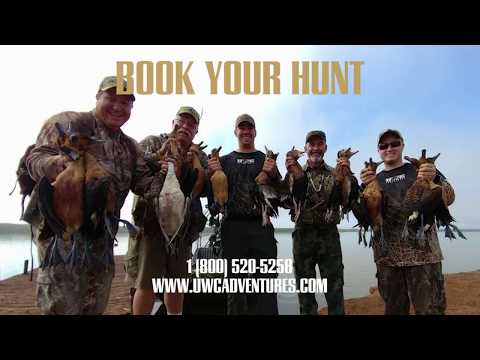 Mexico Guided Duck Hunts With UWC Adventures