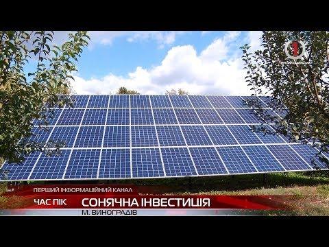 Сонце «у кишені»: закарпатці активно встановлюють сонячні панелі у себе вдома