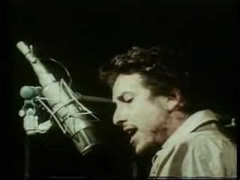 Johny Cash and Bob Dylan - Recording
