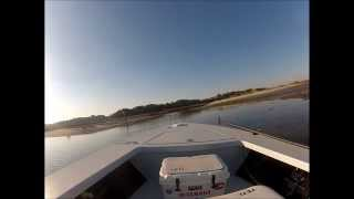 Maverick HPX 18 running shallow