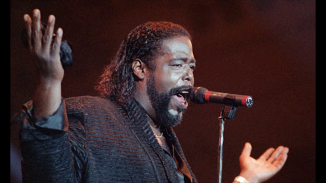 Barry White Of All The Guys In The World 1977 Youtube