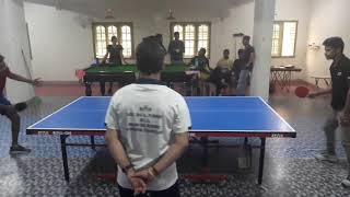 Table Tennis Men's Singles Moments