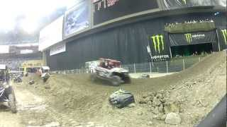 2012 SuperMotocross Montreal, Olympic Stadium. Side x Side ( SxS ) video 2