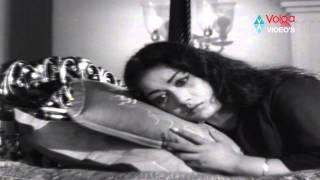 Mooga Manasulu Songs - Paadutha Teeyaga Challaga Pasipaapala Nidarapo - ANR, Savitri, Ghantasala