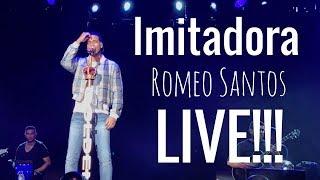 Gambar cover Imitadora - Romeo Santos Live in London 2018!!!