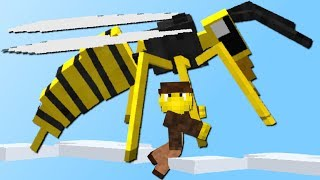 Gefährliche Wespen! (Tiere, die jeder hasst Mod)