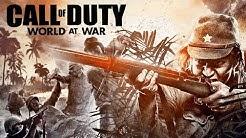 CALL OF DUTY WORLD AT WAR ★ Live ganze Kampagne ★ PC Full Gameplay Deutsch German