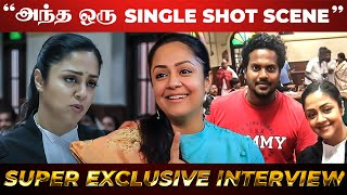 """SURIYA Ponmagal Vandhal படத்தோட GOD FATHER"" – Exclusive Interview 